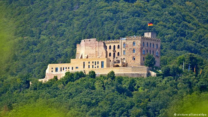 Хамбахский замок