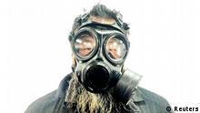 China Protest Luftverschmutzung Ai Weiwei