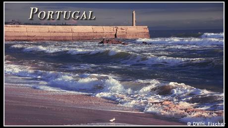 Portugal Postkarte. Foto: Hilke Fischer