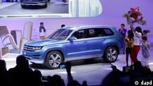 Auto Show in Detroit 2013 Volkswagen