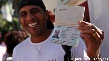 Kuba Ausreise neue Bestimmungen