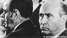 Griechenland Militärdiktatur Dimitrios Joannides und Georgios Papadopoulos