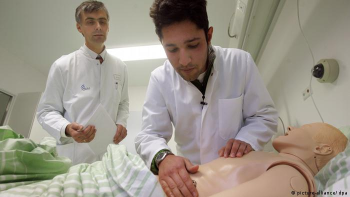 Medizinstudent