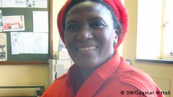 Phephsile Maseko, Leiterin der südafrikanischen Organisation traditioneller Heiler