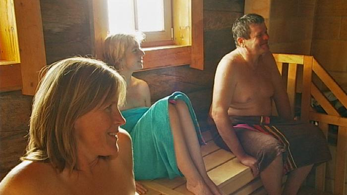 schuhe lecken massage therme erding