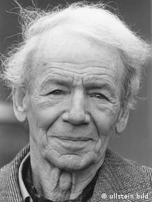 Peter Lühr *03.05.1908-15.03.1988 Schauspieler, BRD - Aufnahme 1987