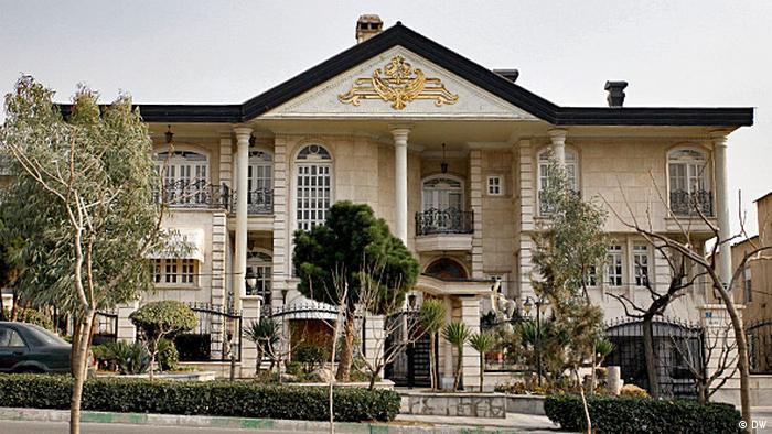Виллы в Иране
