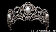 Ausstellung Die Perle in der Geschichte des Schmucks Diadem