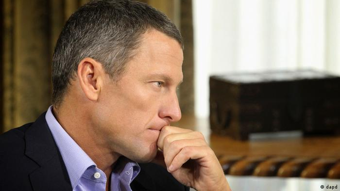 Lance Armstrong im Interview mit Oprah Winfrey (Foto: provided by Harpo Studios Inc.)