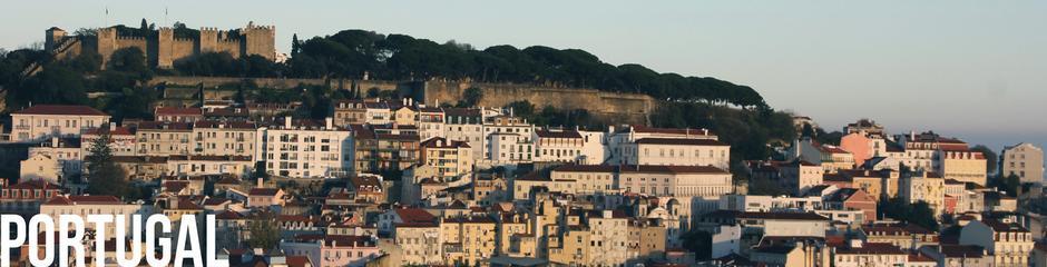 Portugal Panorama Lissabon