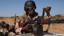 Mali Nationalgarde Airbase in Bamako 16. Januar 2013