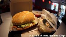 Fast Food-Essen