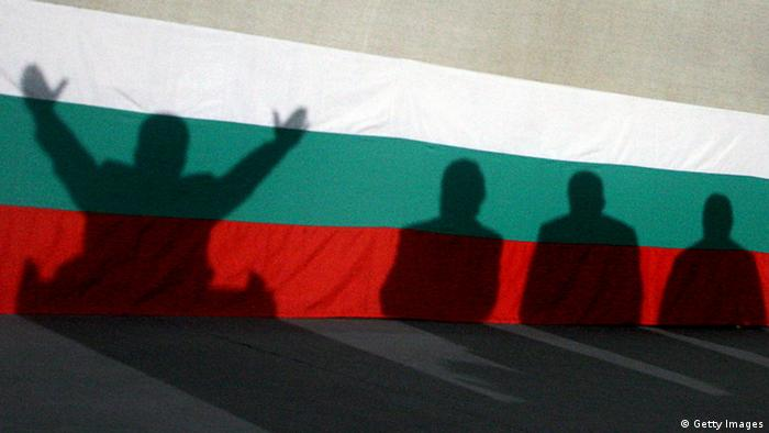 Bulgarien Flagge (Getty Images)