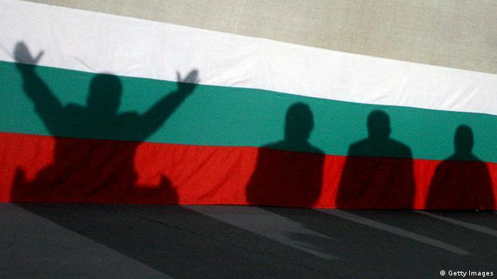 Bulgarien Flagge