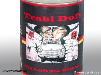 Ahhh, the smell of East Germany