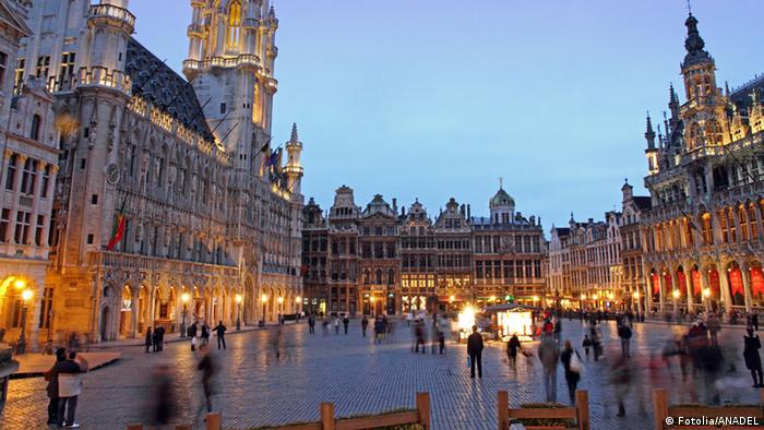 Grand Place in Brüssel