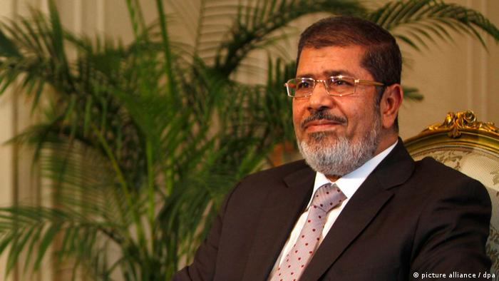 Mohammed Mursi (Foto: picture alliance)