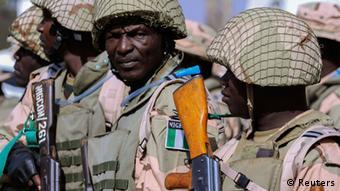 Nigerianische Truppen bereiten sich auf Einsatz in Mali vor