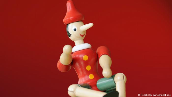 Pinocchio (Fotolia/seewhatmitchsee)