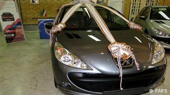 Khodro Auto im Iran