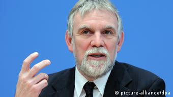 Deutschland Umwelt Bundesumweltamt Jochen Flasbarth