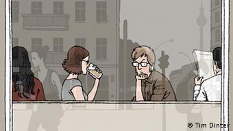 Comic by Tim Dinter (2012); Copyright: Tim Dinter***via Jane Paulick