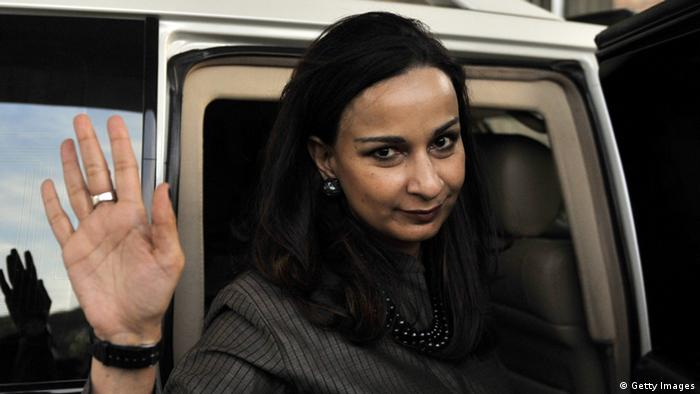 Sherry Rehman, Pakistan's ambassador to the US (Photo: AAMIR QURESHI/AFP/Getty Images)