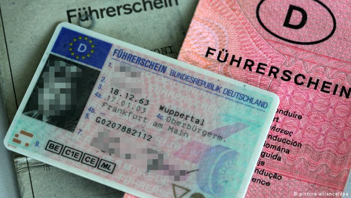 Germany plans to introduce license suspensions for wealthy offenders