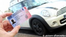 Neuer einheitlicher EU-Führerschein (Frankreich)