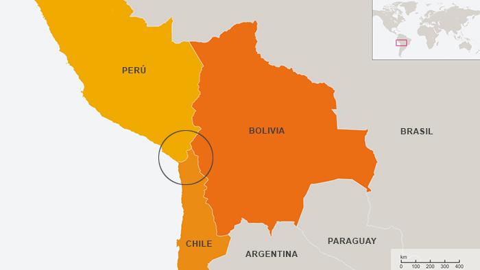 Chile Prepara Respuesta A Demanda