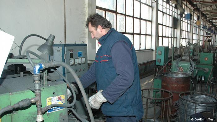 Tvornica i tvornički radnik u BiH