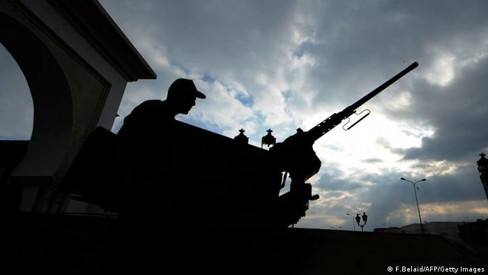 Tunesien Armee Symbol (F.Belaid/AFP/Getty Images)
