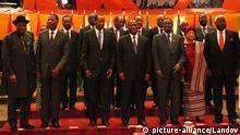 Huit pays ouest-africains plus le Tchad participent à la Misma