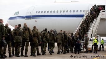 Bundeswehr Patriot Einsatz Türkei Raketenabwehrstaffeln Abflug