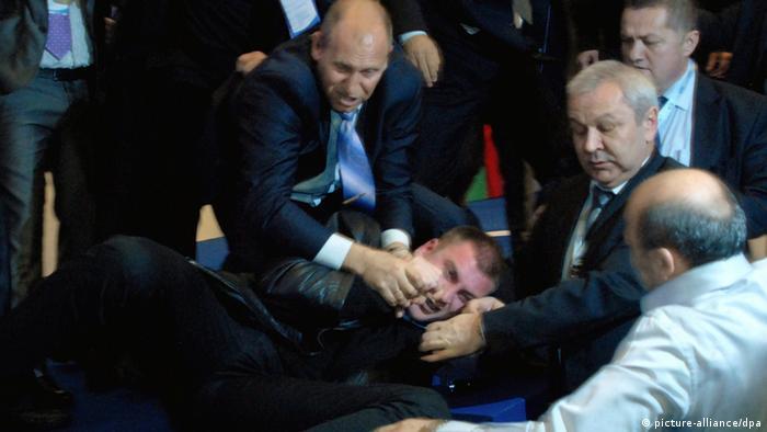 Bulgarien Attentat Attentatsversuch Ahmed Dogan