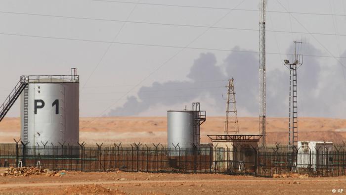 Algerien Tiguentourine Gasfabrik Geiseldrama (AP)