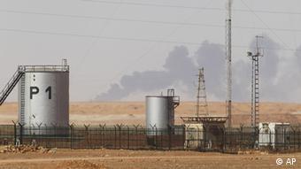 Algerien Tiguentourine Gasfabrik Geiseldrama