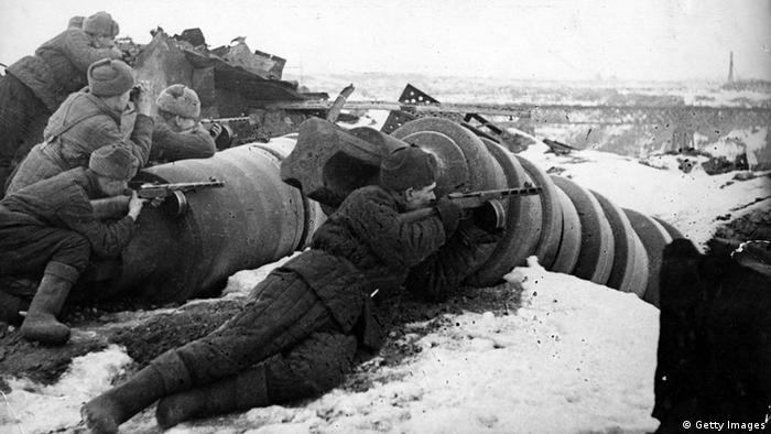 Stalingrado: una tragedia ruso-alemana