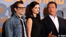 Deutschland USA Film Fototermin zum Film The Last Stand Arnold Schwarzenegger