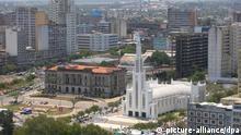Mosambik - Hauptstadt Maputo