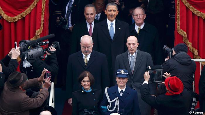 Vereidigung Obama