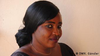 Porträt von Oumou Traoré, Flüchtling im eigenen Land (Foto: Katrin Gänsler)
