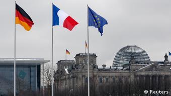 50 Jahre Élisée-Vertrag (Reuters)