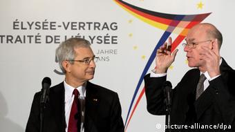 50 Jahre Élysée-Vertrag