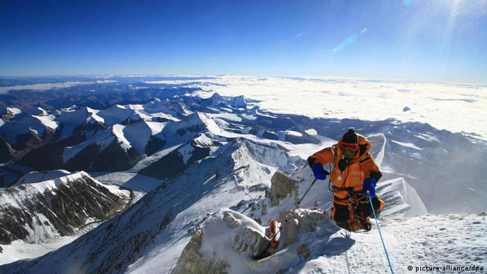 Extremurlaub Mount Everest
