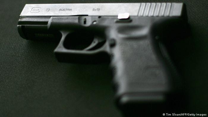 Waffe Glock