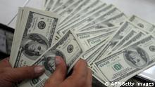 Symbolbild Geldwechsel