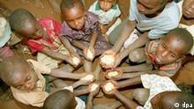 Die Entwicklung in Afrika steht noch aus