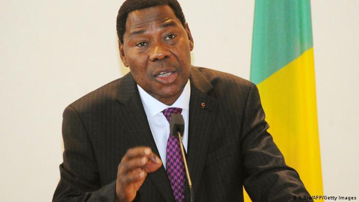 Benins Präsident Thomas Boni Yayi (Foto: AFP/Getty Images)