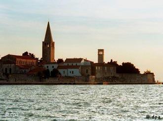 Poreč s Eufrazijevom bazilikom